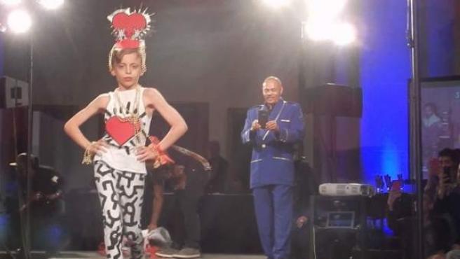 Desmond Napoles participó en el reality RuPaul's Drag Race.