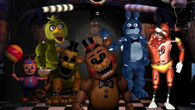 El videojuego 'Five Nights at Freddy´s' llegará al cine gracias a Chris Columbus
