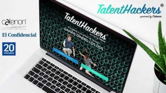 La plataforma TalentHackers, un nuevo método de búsqueda y captación de profesionales.