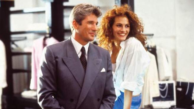 Fotograma de la película romántica 'Pretty Woman'.