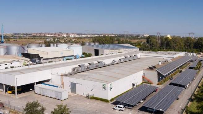 Instalaciones de CEN Solutions en la Zona Franca del puerto de Sevilla