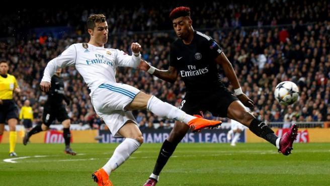 El duelo entre los dos jugadores ha sido uno de los más destacados en el choque.