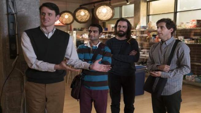 Quinta temporada de Silicon valley