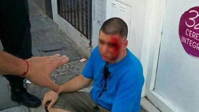 Germán Acosta, el presunto hombre que acosaba a una menor de 11 años.