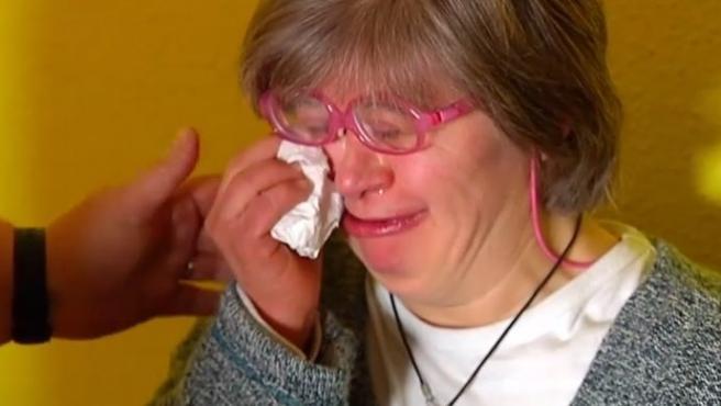 Julia, la mujer con síndrome de Down que fue expulsada de un charla porque podía asustar a la gente.