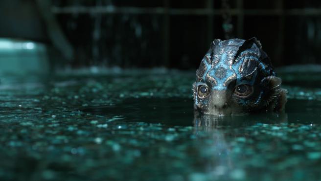 Por qué 'La forma del agua' no debería ganar el Oscar
