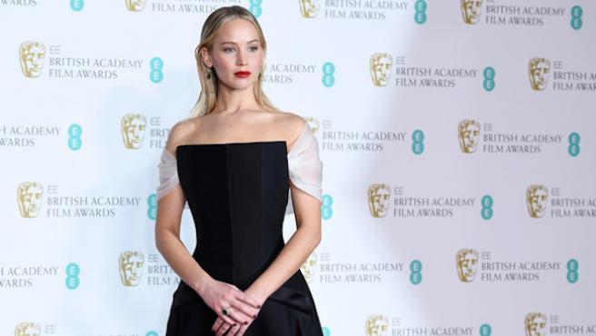 Premios Bafta 2018: la alfombra roja