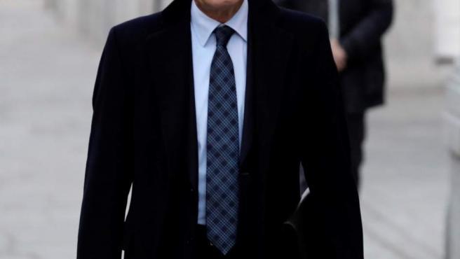 El expresidente de la Generalitat y expresidente del PDeCAT Artur Mas.