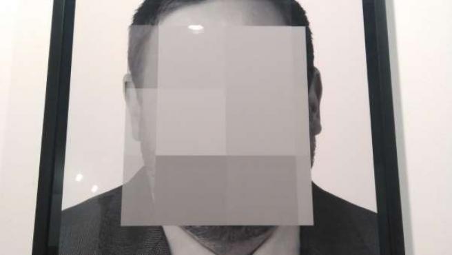 Montaje 'Presos políticos' de Santiago Sierra