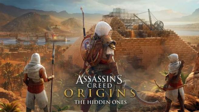 La aventura de 'Assassin's Creed: Origins' tiene lugar en el Antiguo Egipto.