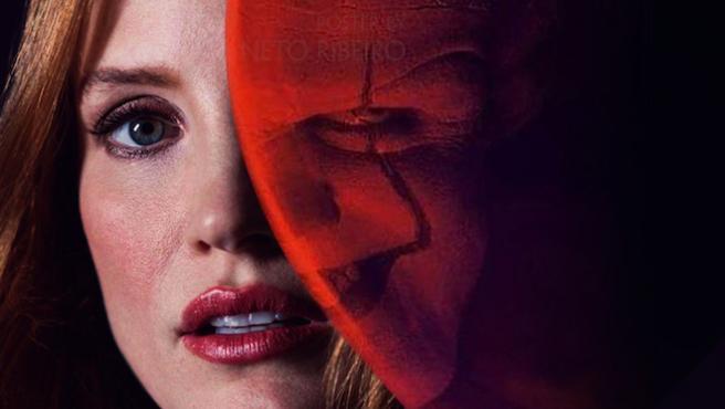 Jessica Chastain, más cerca de ser Beverly en 'It: Capítulo 2'