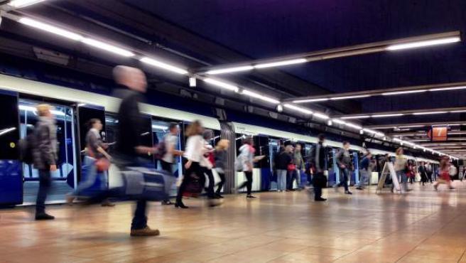 El Metro y otras opciones de transporte público son la elección del 39% de los españoles