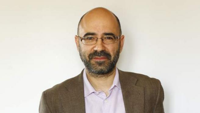 Óscar Esquivias.