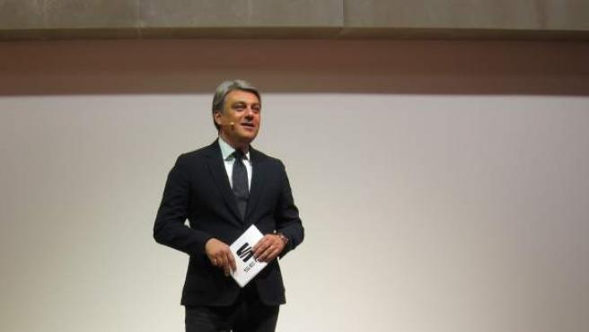 El presidente de Seat, Luca de Meo