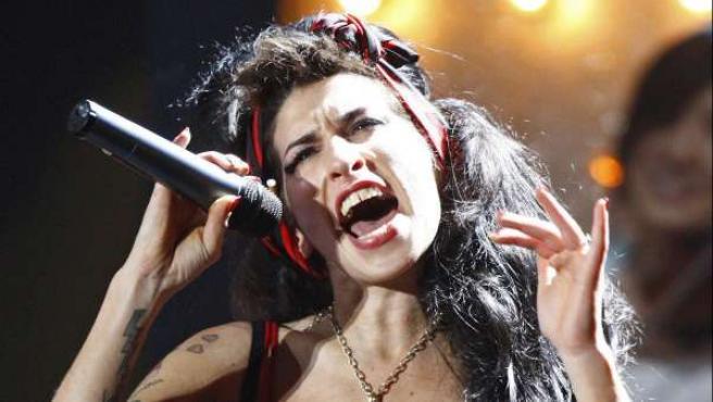 Amy Winehouse, una de las artistas del BBK Live.
