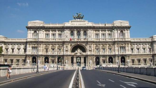 El Tribunal Supremo italiano en Roma.