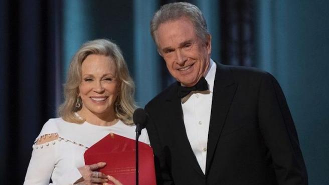 Oscar 2018: ¿Warren Beatty y Faye Dunaway volverán a presentar el Oscar de mejor película?