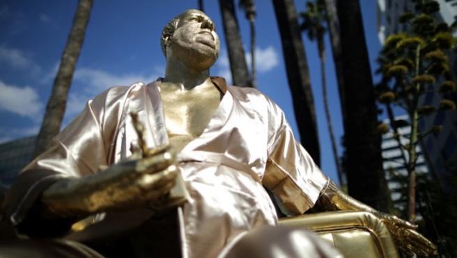 Harvey Weinstein tiene una estatua en los Oscar 2018