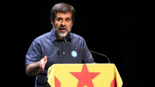 Jordi Sànchez, candidato de JxCAT a presidir la Generalitat.