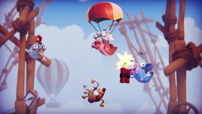 'Frantics' se incluye en la serie de juegos sociales PlayLink.