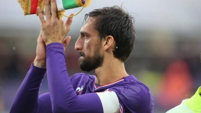 Davide Astori, from Fiorentina.