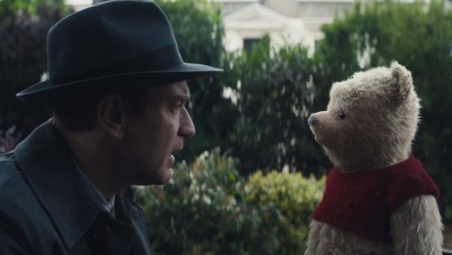 Primer tráiler de 'Christopher Robin', con Ewan McGregor
