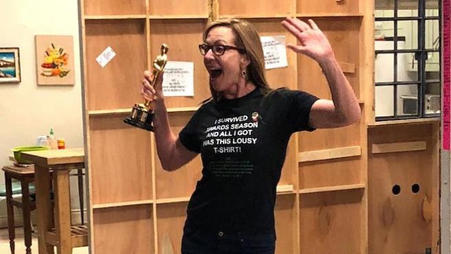 Allison Janney: la actriz que mejor se lo pasó después de los Oscar