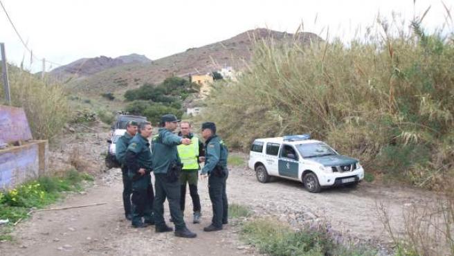 Fotos Búsqueda Gabriel (Las Negras, Almería)