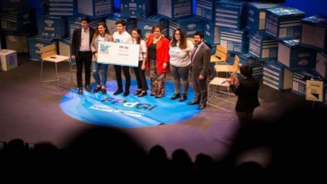 Ganadores del tercer 'reto' de los Premios FPdGi
