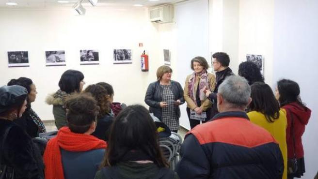 Exposición Yes Women Can, en el Centro Europeo Mariana Pineda