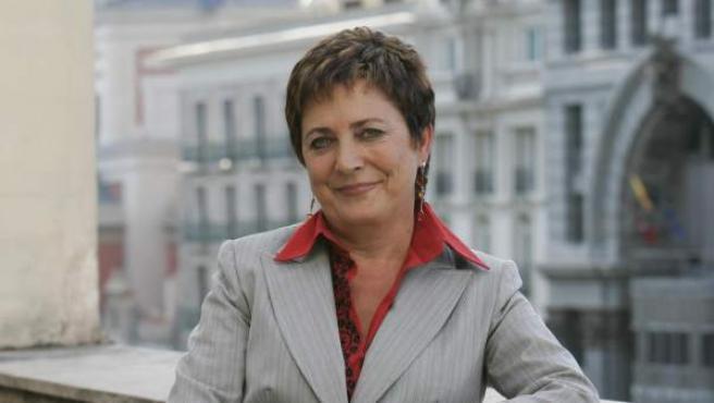 Mercedes Gallizo, colaboradora de 20minutos.