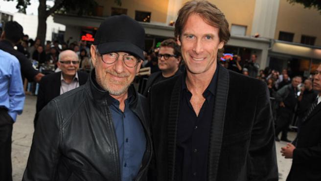Michael Bay sustituye a Spielberg al frente de 'Robopocalypse'