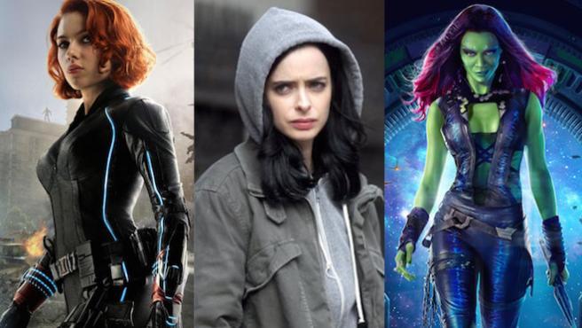 Vídeo del día: Marvel rinde tributo a sus heroínas por el Día de la Mujer