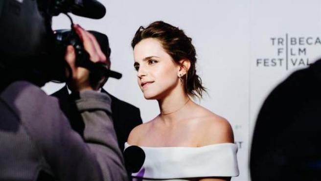 La actriz británica Emma Watson en una imagen de archivo.