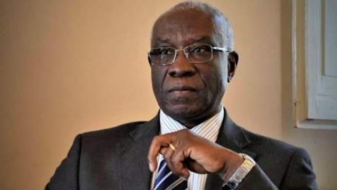 El ahora senador por Bérgamo Toni Iwobi.