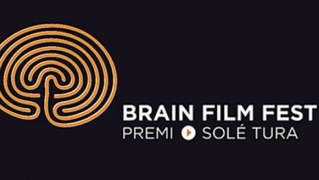 Cartel de la primera edición del 'Brain Film Fest', un festival de cine sobre el cerebro.