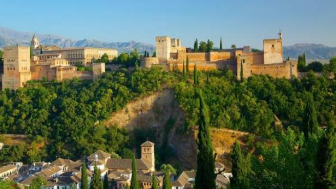 Imagen de archivo de la Alhambra de Granada.