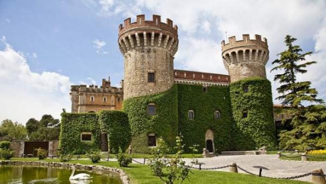 Imagen del Castell Peralada.