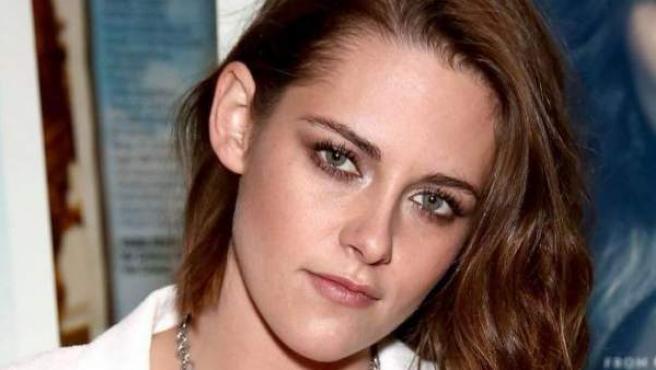 La actriz estadounidense Kristen Stewart.