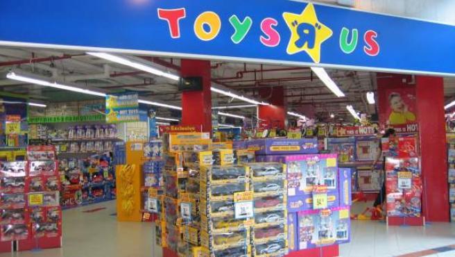 Una tienda de la cadena Toys 'R' Us.
