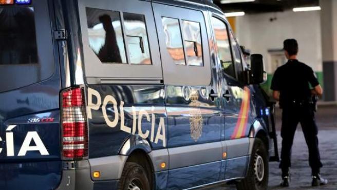 Agentes de la Policía Nacional detuvieron a la presunta homicida.