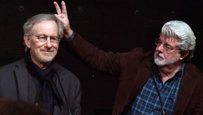 Ni siquiera Spielberg consiguió los derechos de 'Star Wars' para 'Ready Player One'