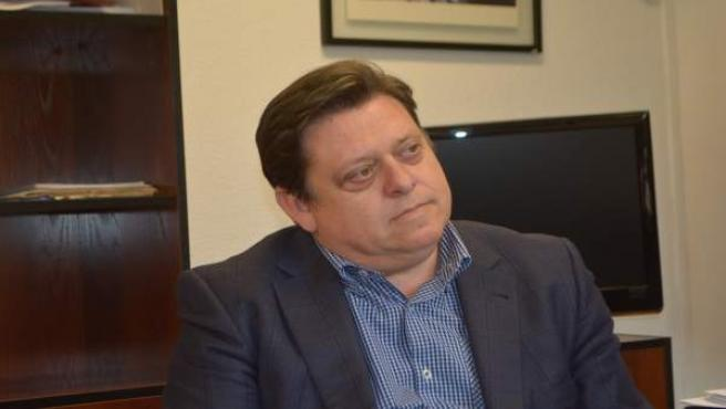 Alcalde de Cobisa, Félix Ortega