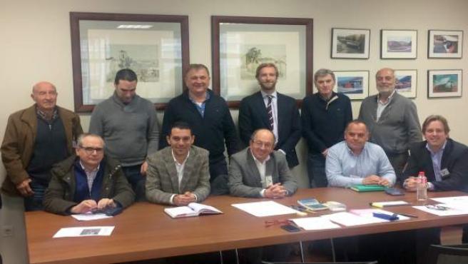 Reunión Transportes ayuntamientos Occidental prestación conjunta15 mar 18