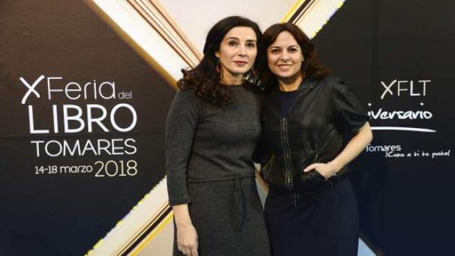 Cristina López Barrio y Mara Torre
