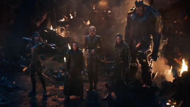 ¿Hay un muerto en el tráiler de 'Infinity War' y nadie se ha dado cuenta?