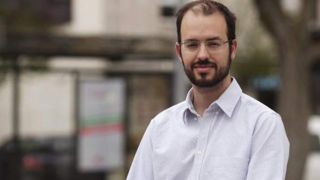 Jorge Luis Bail, Diputado del GPC Unidos Podemos – En Comú – En Marea.
