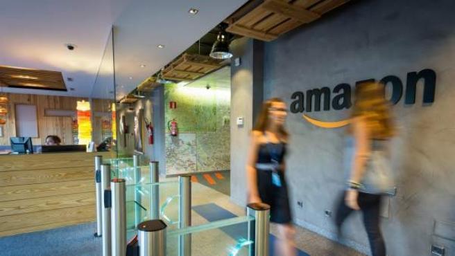 Oficinas de Amazon.