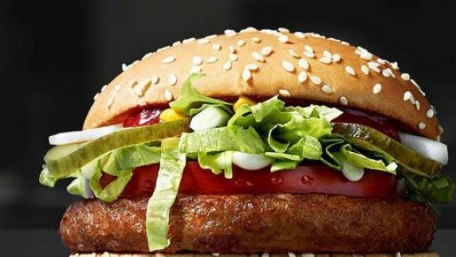 McVegan, las hamburguesas veganas llegan también a McDonald's