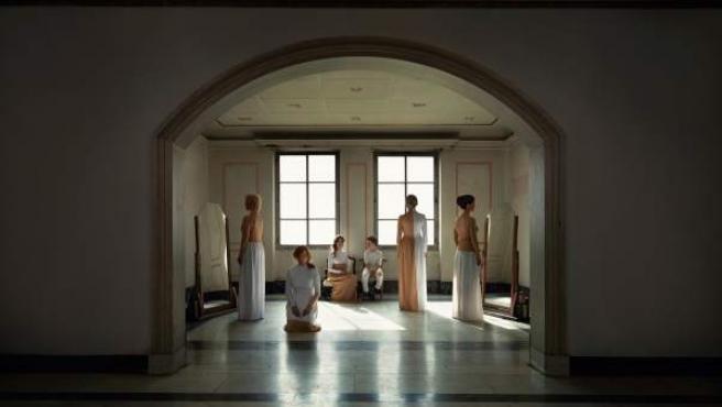 Rocío Verdejo. Crashroom. Fotografía. Una de las obras presentes en la cuarta edición de Mujeres Mirando Mujeres.